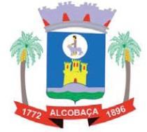 Brasão: Prefeitura Municipal de Alcobaça