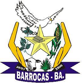 Brasão: Prefeitura Municipal de Barrocas