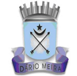 Brasão: Prefeitura Municipal de Dário Meira
