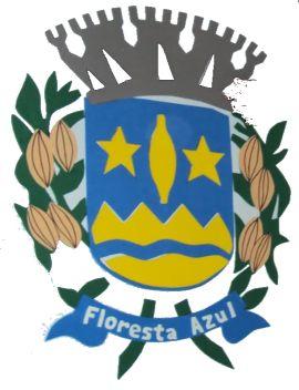 Brasão: Prefeitura Municipal de Floresta Azul