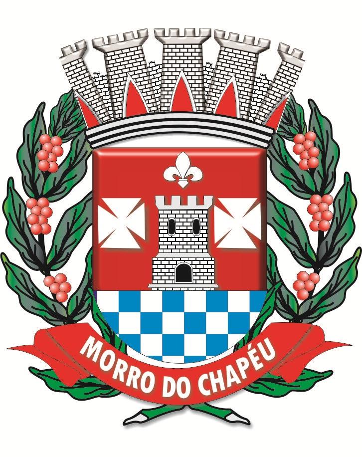 Brasão: Prefeitura Municipal de Morro do Chapéu