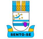 Brasão: Prefeitura Municipal de Sento Sé