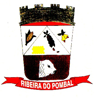 Brasão: Câmara Municipal Ribeira do Pombal