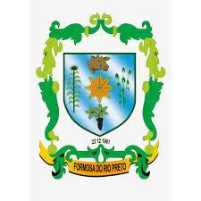 Brasão: Prefeitura Municipal de Formosa do Rio Preto