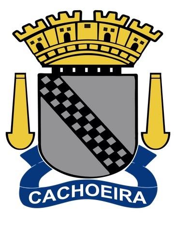 Brasão: Prefeitura Municipal de Cachoeira