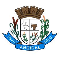 Brasão: Prefeitura Municipal de Angical