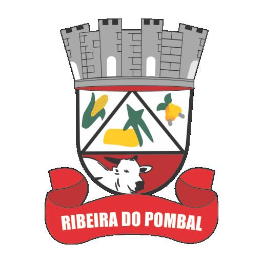 Brasão: Prefeitura Municipal de Ribeira do Pombal