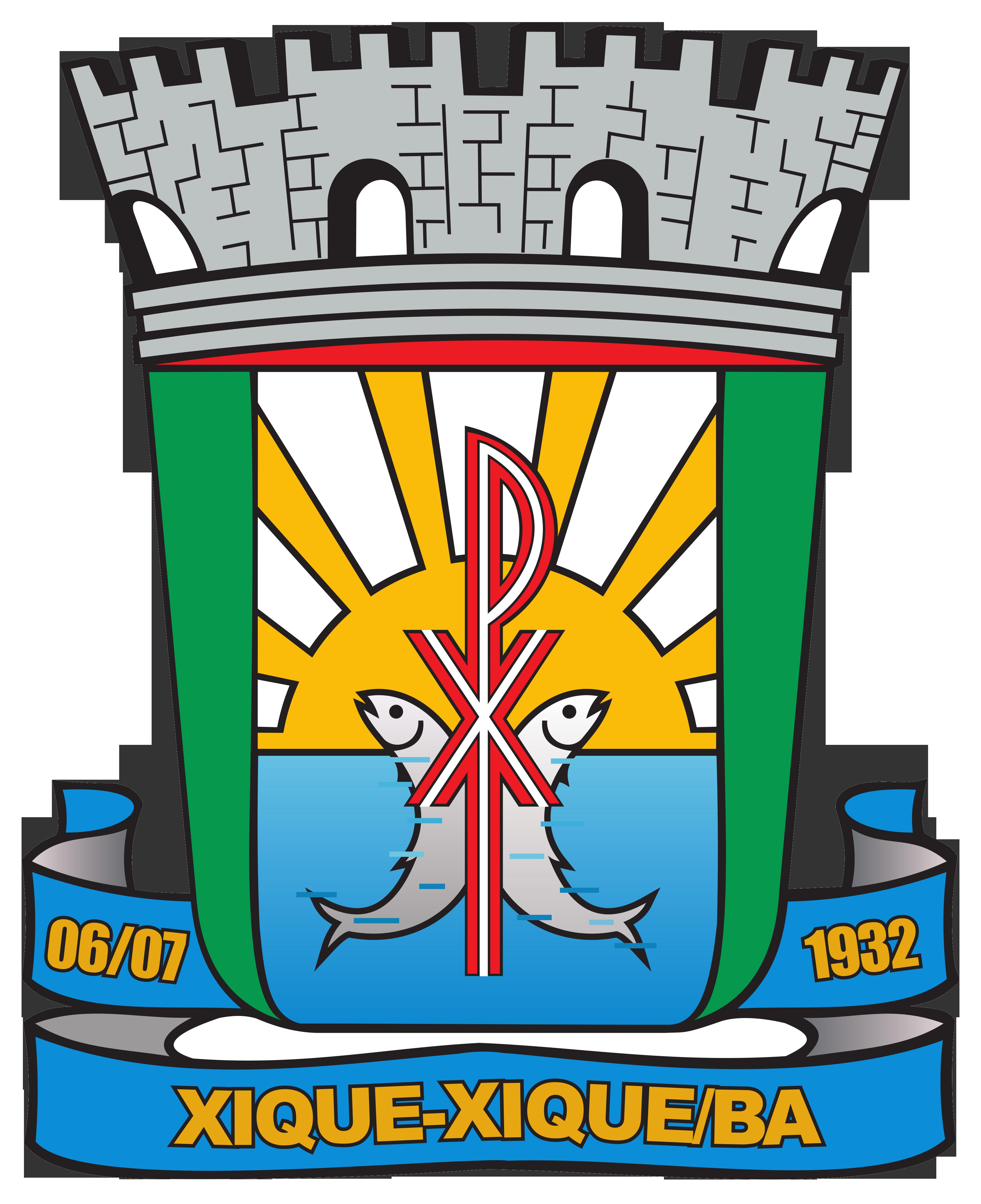 Brasão: Prefeitura Municipal de Xique-Xique