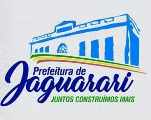 Brasão: Prefeitura Municipal de Jaguarari