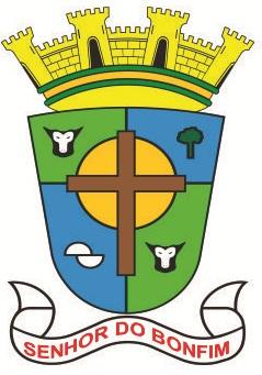 Brasão: Prefeitura Municipal de Senhor do Bonfim