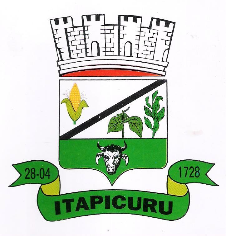 Brasão: Prefeitura Municipal de Itapicuru