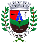 Brasão: Prefeitura Municipal de Tapiramutá