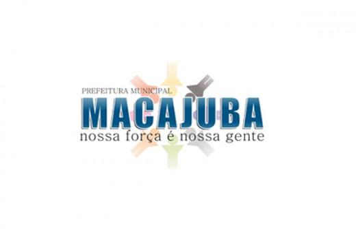 Brasão: Prefeitura Municipal de Macajuba