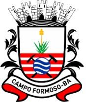 Brasão: Prefeitura Municipal de Campo Formoso