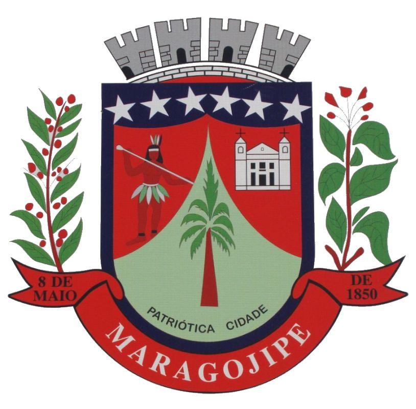 Brasão: Câmara Municipal de Maragogipe