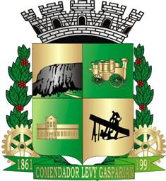 Brasão: Câmara Municipal de Comendador Levy Gasparian