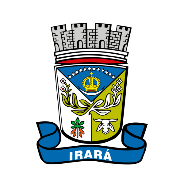 Brasão: Prefeitura Municipal de Irará