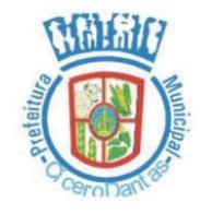 Brasão: Prefeitura Municipal de Cícero Dantas